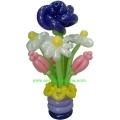 Buket cvijeća u vazi