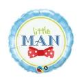 Little Man Bow Tie - folija balon