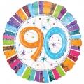 RADIANT 90. ROĐENDAN folija balon