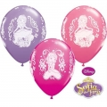 Sofia The First - lateks balon