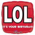 LOL Sretan Rođendan