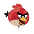 ANGRY BIRDS - folija balon na štapiču