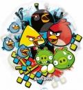 Angry Birds - Prozirni Balon