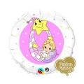 PRECIOUS MOMENTS BABY PINK folija balon