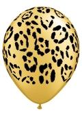 Leopard Tisak Balon