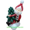 Mali djed Mraz sa borićem !!!