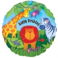 Sretan rođendan iz džungle