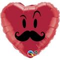 Srce sa brkovima!