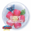 CVIJET double bubble balon