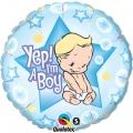 Yep I am a Boy!