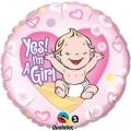 Yep I am a Girl!