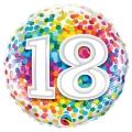 BROJ 18 - folija balon