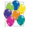 """11"""" Lateks Baloni - Jewel boje"""