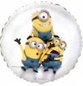 """MALCI """"Minion"""" Bijeli - folija balon"""