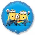 """MALCI """"Minion"""" Plavi - folija balon"""