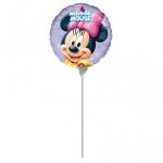 MINNIE MOUSE - folija balon na štapiću