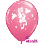 Minnie mouse - lateks balon