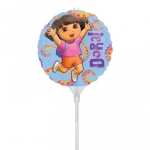 DORA - foilja balon na štapiću