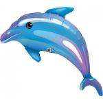 Delfin - folija balon