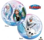 LEDENO KRALJEVSTVO bubble balon