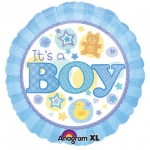 It's a boy - folija balon