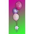 Helijski buket 011 - za 18. rođendan
