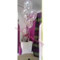 Helijski buket 016 - dekorativni