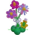 Buket cvijeća sa žapcem