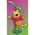 Winnie Pooh pod palmom