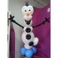 OLAF Frozen - figura od balona