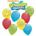 Spužva Bob Skockani - lateks balon