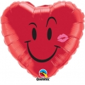Srce Smiley & Kiss