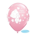 Tinny Tatty Bday balon Pink