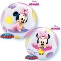 BABY MINNIE MOUSE - bubble balon