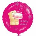Birthday Wishes - cute bear