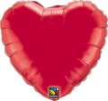 """Red Heart 18"""""""