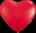 Srce Lateks - 38 cm