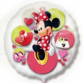Minnie Mouse - Prozirni Balon