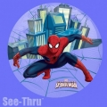 Spiderman - Prozirni Balon