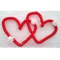 Srce u srcu - svadbena dekoracija