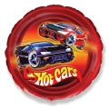 HOT CARS - folija balon