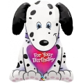 PUPPY FOR YOUR BIRTHDAY folija balon