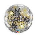 Congratulations Elegant - folija balon