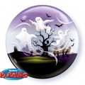 Spooky Ghost - bubble balon
