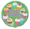 CupCake Party - folija balon