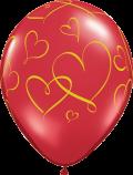 "Romantic Hearts - 11"""