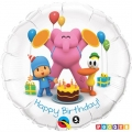 Happy Birthday Pocoyo
