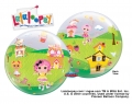 LALALOOPSY bubble balon