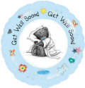 Get Well Soon - Cute Bear