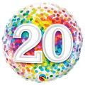 BROJ 20 - folija balon